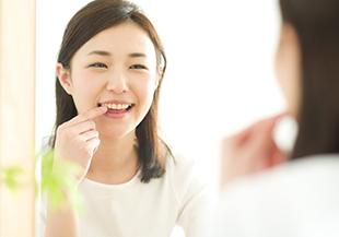 お口の健康を通して活動的な生活をサポート